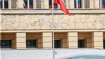 Łódź. Obchody 100-lecia polskiej policji i 20-lecia Komendy Miejskiej Policji w Łodzi
