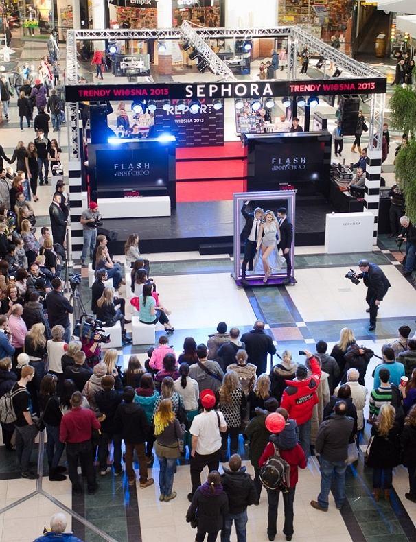 Sephora Trend Report / Fot. mat. prasowe