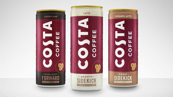 Costa Coffee Ready-to-Drink