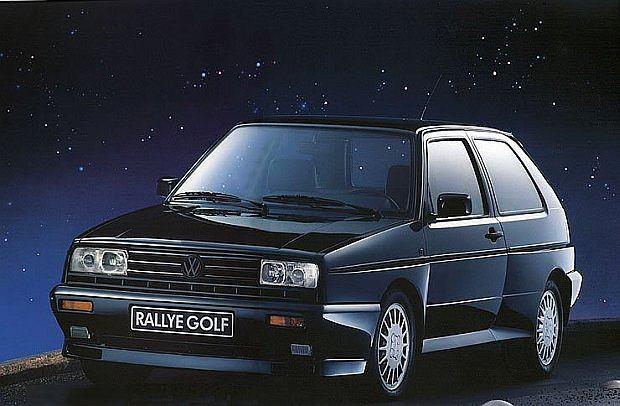 G60 Rally osiągał moc 160 KM