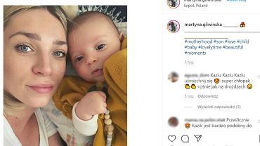 Martyna Gliwińska pokazała zdjęcie pokoju dziecka