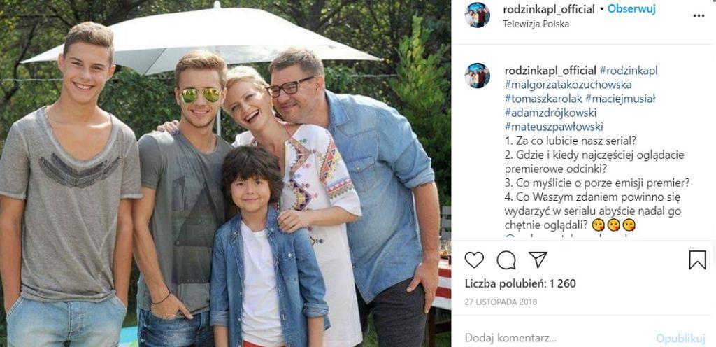 Rodzinka.pl - jak teraz wyglądają dzieci