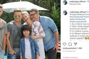 Od premiery serialu Rodzinka.pl minęło ponad 8 lat. Jak teraz wyglądają Kacper i Zosia?