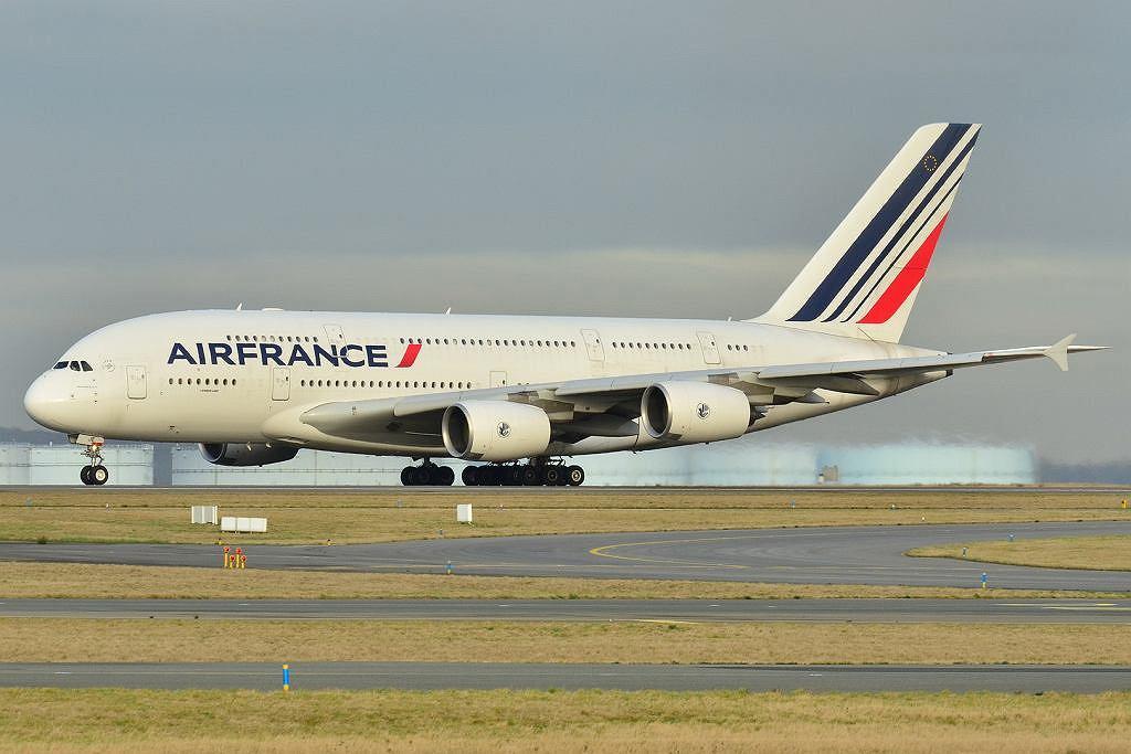 Air France odwołuje kolejne loty do Moskwy. Rosja nie zgadza się na pominięcie Białorusi (zdjęcie ilustracyjne)