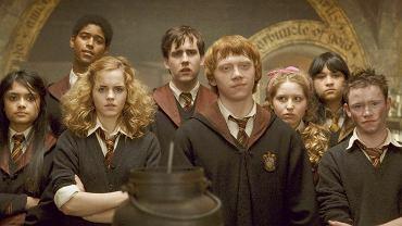Kadr z filmu 'Harry Potter'