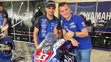 Mistrzowie motosportu w nowych rolach po raz drugi.