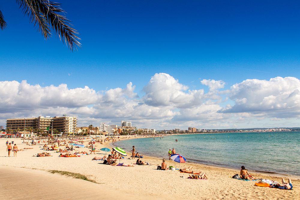 Na Majorce wprowadzają limity na plażach