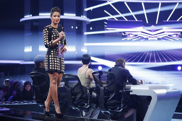 X Factor III, Live 02  Patricia Kazadi  Foto: Grzegorz Press