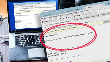 Nowy cyberatak na polskich internautów