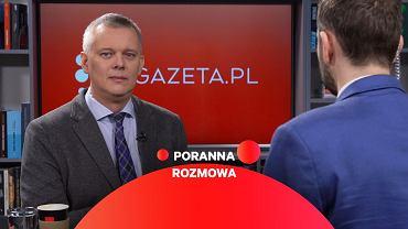 Tomasz Siemoniak w Porannej Rozmowie Gazeta.pl