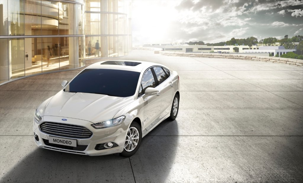 Nowy Ford Mondeo
