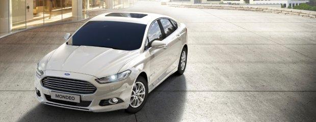 Nowy Ford Mondeo   Od października w Europie