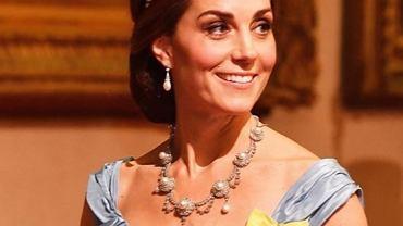 Kate Middleton drastycznie schudła i wygląda na zmęczoną. Cierpi na chorobę księżnej Diany?