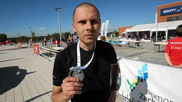 1. PZU Maraton Szczeciński. Bartosz Jurgiewicz