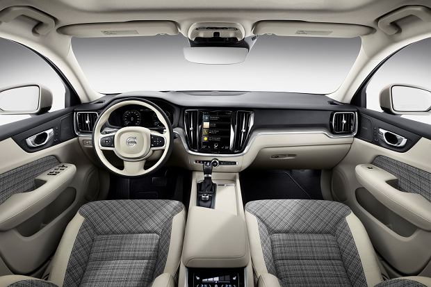 Nowe Volvo V60 2018