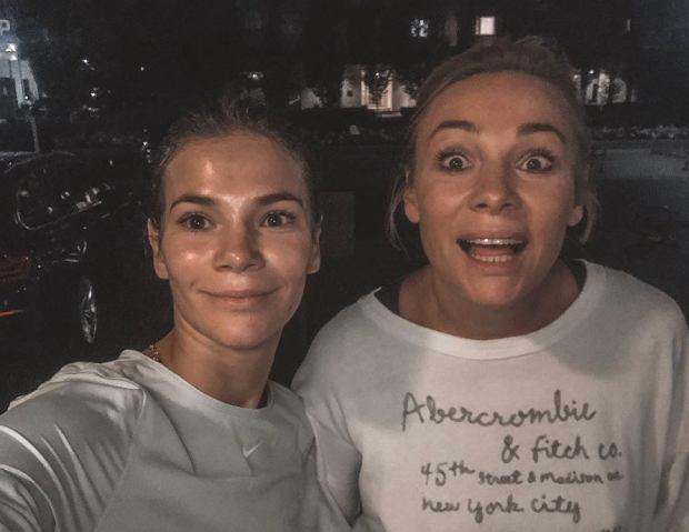 """Maja Bohosiewicz biega z siostrą. """"Anna Lewandowska zrobiła ze mnie Herkulesa"""""""