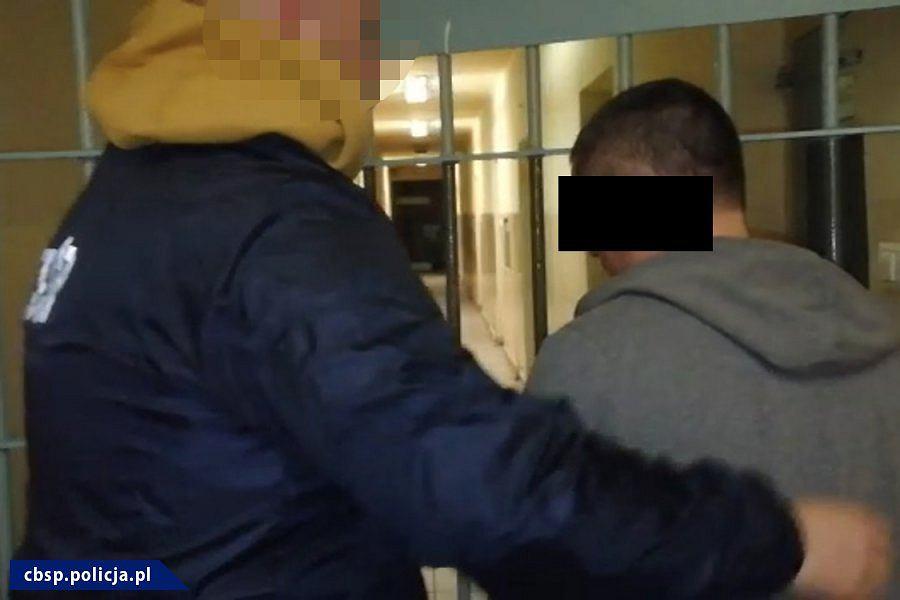 44-letni Ukrainiec był poszukiwany przez FBI