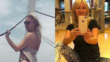 57-letnia Mariola Bojarska-Ferenc wrzuciła kuszące zdjęcie. Fani: 'Odważnie, nawet bardzo'