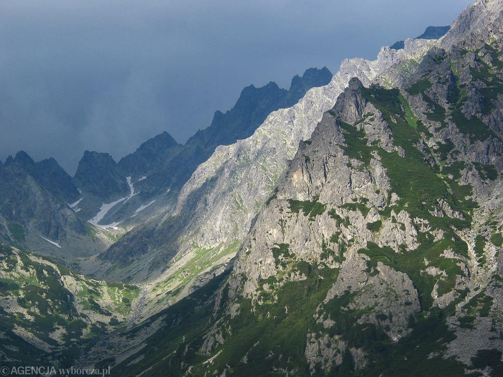 Polski turysta omal nie zginął w słowackich górach