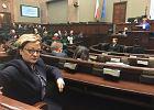 Wyniki wyborów 2019. Stanisław Szwed (PiS) oraz Mirosława Nykiel (KO) w Sejmie