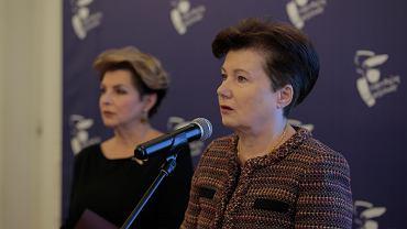 Konferencja Hanny Gronkiewicz Waltz w sprawie zakazu Marszu Niepodleglości