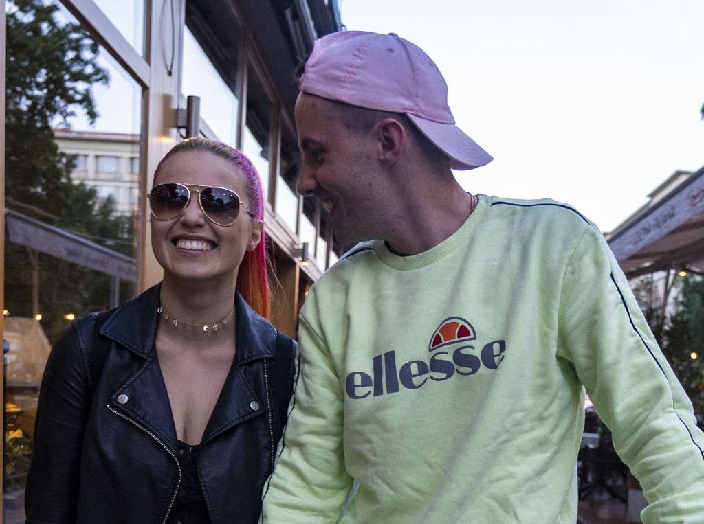 Marta Gałuszewska i Adam Graf