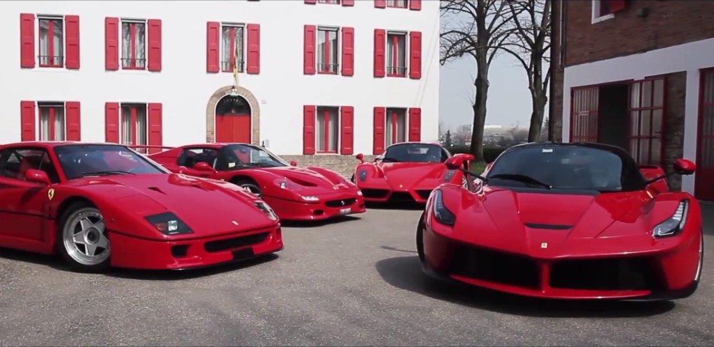 Legendy Ferrari