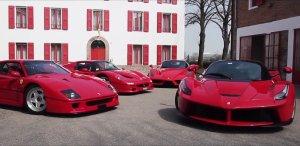 Wideo | Legendy Ferrari na torze