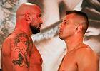 Polsat Boxing Night. Adamek - Saleta. Saleta poddał się z powodu kontuzji barku
