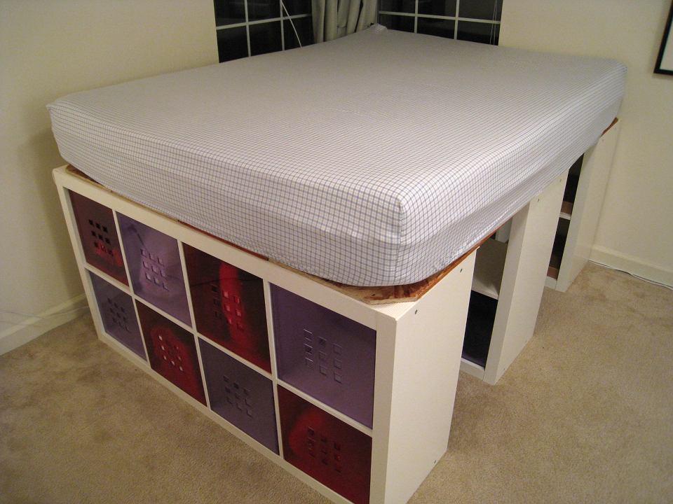 Jak Samodzielnie Zrobić łóżko