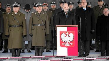 Uroczystość promocji 176 żołnierzy rezerwy na I stopień oficerski