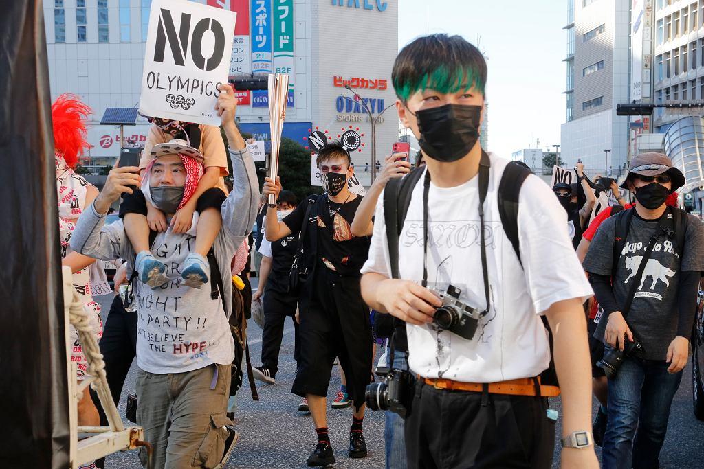 Tokio 2020. Tylko co piąty Japończyk chce, by igrzyska się odbyły.