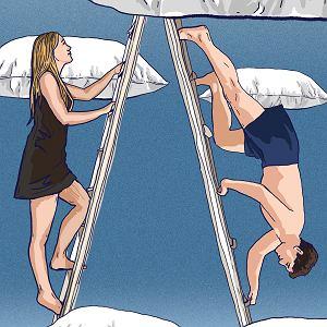 Kobiety cały czas walczą o swoją pozycję. Są tym wykończone, w sypialni chciałyby ten ciężar z siebie zrzucić  i oddać kontrolę