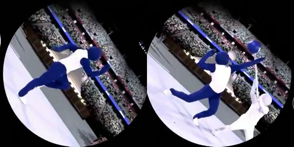 Piktogramy na ceremonii otwarcia igrzysk olimpijskich w Tokio