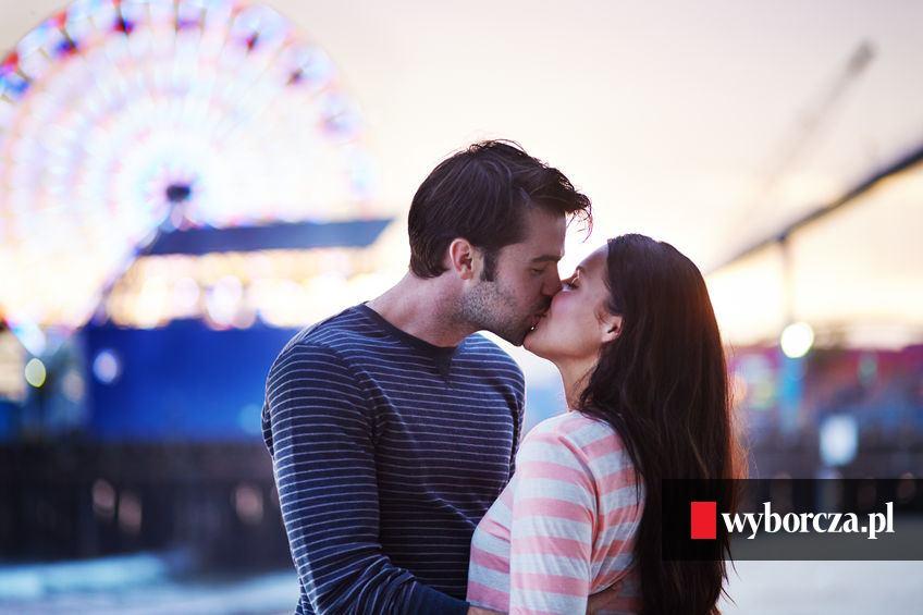 Pocałunek nastolatków i seks