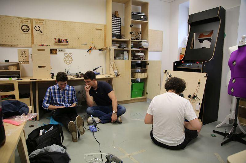 Fab Lab mieści się na ul. Twardej 14/16 / MATERIAŁY PRASOWE