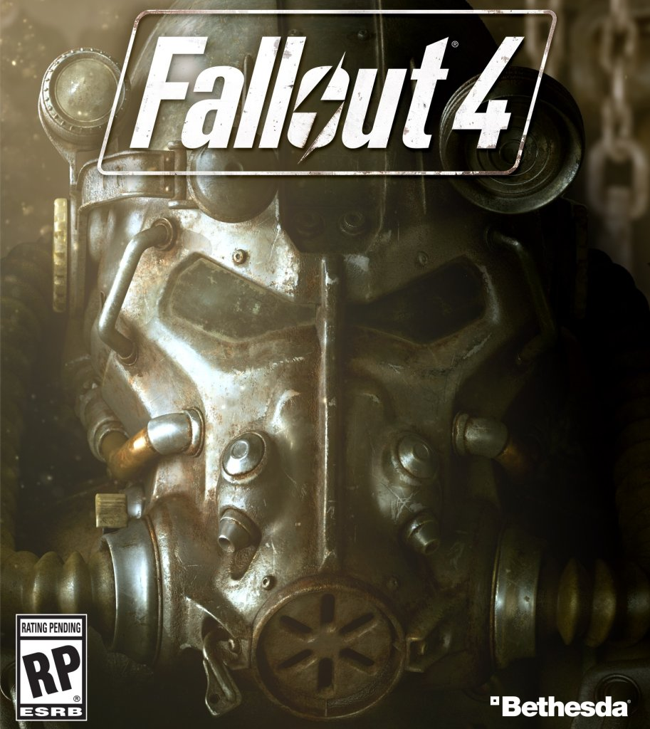 Fallout 4 - okładka