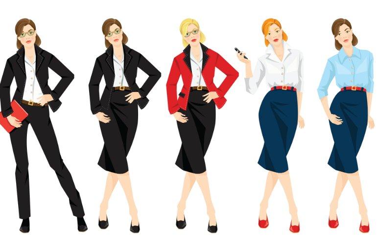 Executive business attire, business attire czy smart casual? Dress code w pracy potrafi sprawiać problemy...