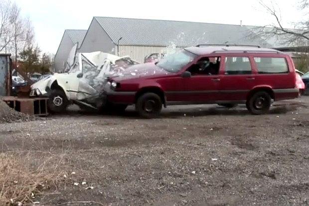 Niezniszczalne Volvo 850 | Wideo