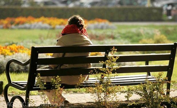 W okresie jesiennym wzrasta ryzyko zachorowania na depresję