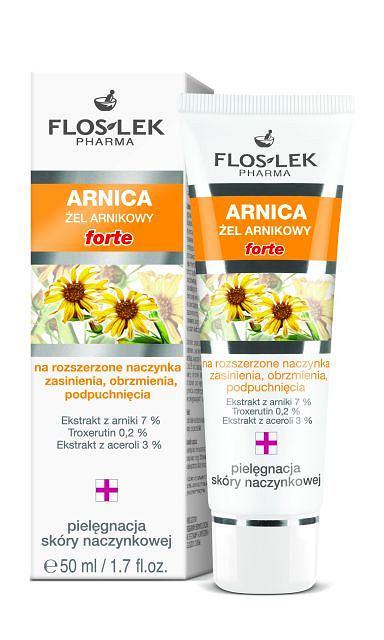 Żel arnikowy FORTE, Floslek Pharma