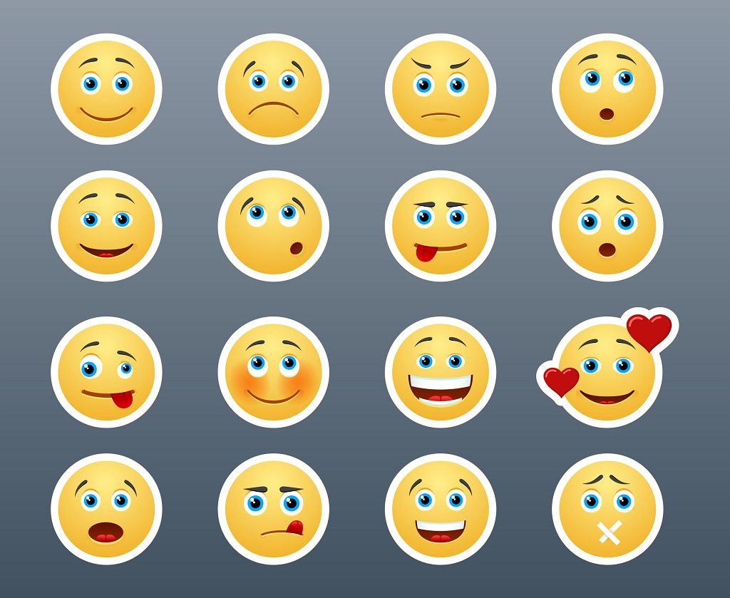 Emotikony nie są językiem, są poręcznym kodem, który przyspiesza komunikację (fot. Shutterstock.com)