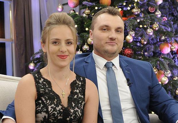 'Rolnik szuka żony' Grzesiek i Dorota