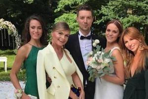 Ślub Dominiki Gawędy i gitarzysty Pectus, Macieja Szczepanika