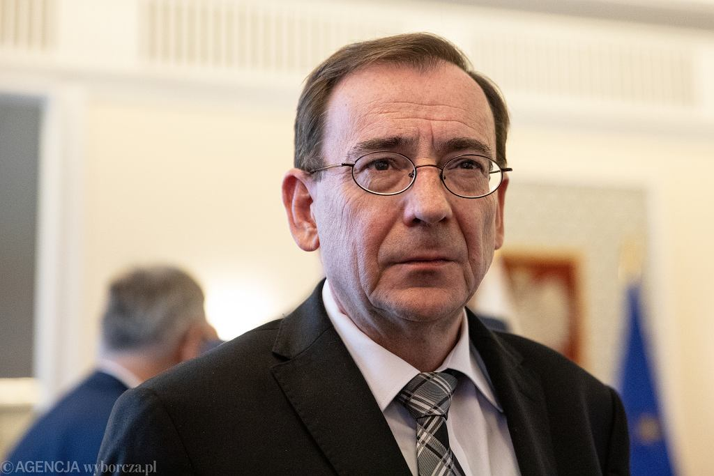 Szef MSWiA Mariusz Kamiński