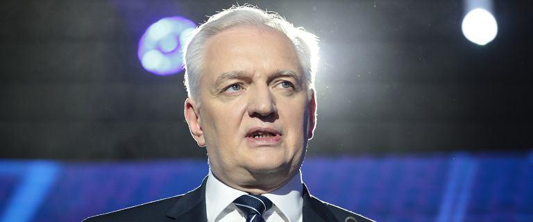 """Gowin o dymisji wiceminister Korneckiej. """"Nie była konsultowana"""""""
