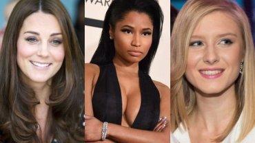 Księżna Kate, Nicki Minaj, Kinga Duda