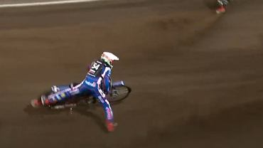 Upadek Vaculika w Grand Prix Lublin