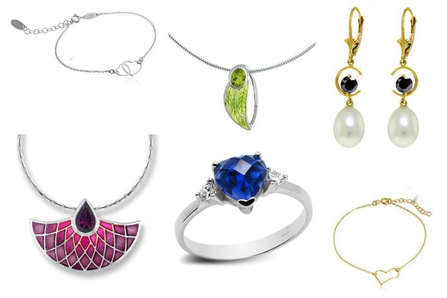 fot. materiały partnera, elegancka biżuteria