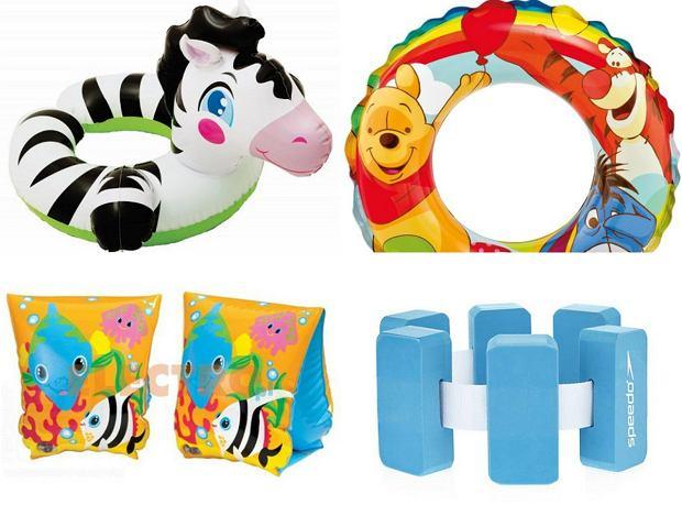 Akcesoria dla dzieci do pływania